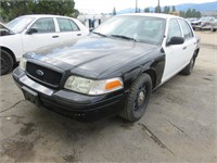 (DMV) 2011 Ford Crown Victoria Police Interceptor