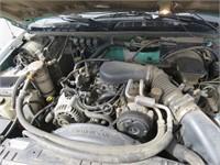 (DMV) 1997 Chevrolet S - 10 Pickup