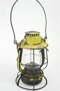Vintage Dietz Ccc St Louis Railroad Lantern Other