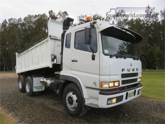 2010 Fuso FV500 - Trucks for Sale
