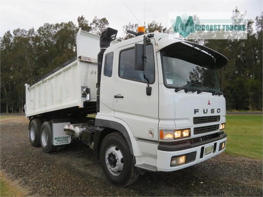 2010 Fuso FV500 Midcoast Trucks - Trucks for Sale
