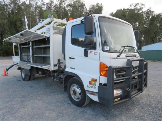 2012 Hino 500 Series 1022 FC - Trucks for Sale