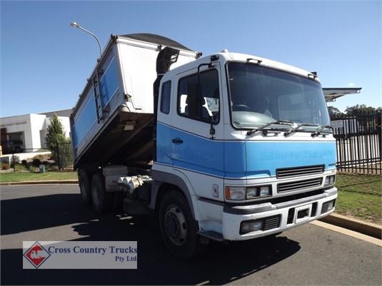 2008 Fuso FV51 Cross Country Trucks Pty Ltd - Trucks for Sale