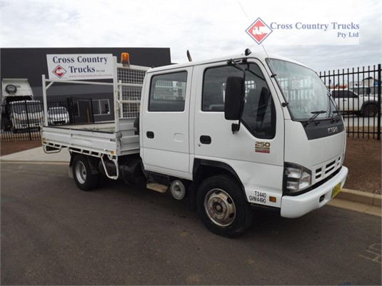 2006 Isuzu NPR 250 Cross Country Trucks Pty Ltd - Trucks for Sale
