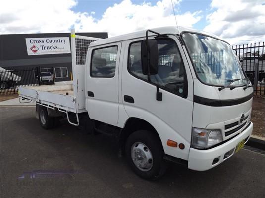 2007 Hino 300 Series 716 - Trucks for Sale