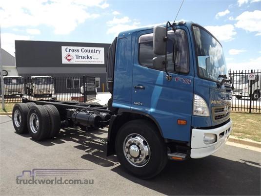 2009 Hino FM - Trucks for Sale