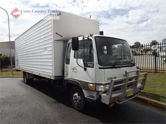 2000 Hino FD Cross Country Trucks Pty Ltd - Trucks for Sale