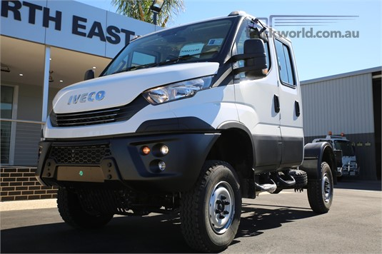 2019 Iveco Daily Van - Light Commercial for Sale