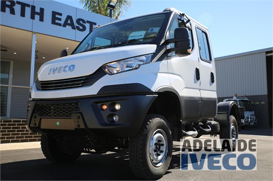 2019 Iveco Daily Van Adelaide Iveco - Light Commercial for Sale