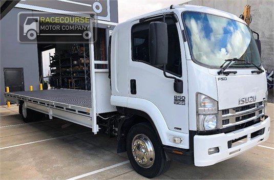 2010 Isuzu FSD 850 Racecourse Motor Company - Trucks for Sale