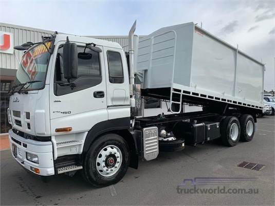 2019 Isuzu CXZ 240-460 AMT Trucks for Sale