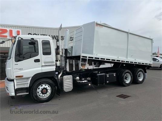 2019 Isuzu CXZ 240-460 AMT - Trucks for Sale
