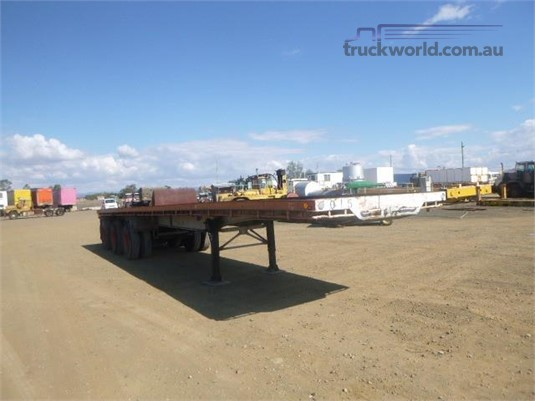 1981 Haulmark Flat Top Trailer Trailers for Sale