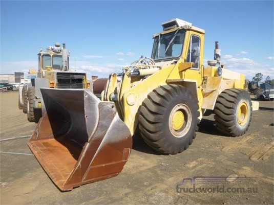 1985 Hanomag 66C Western Traders 87 - Heavy Machinery for Sale
