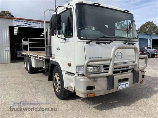 1999 Hino FS Trucks for Sale