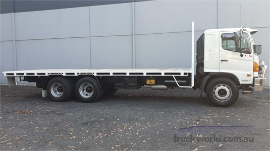 2010 Hino 500 Series 2627 FM Trucks for Sale