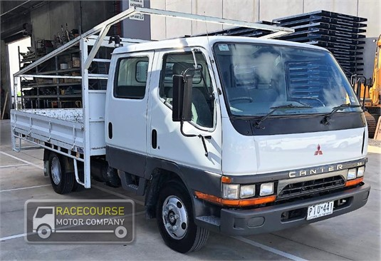 1999 Mitsubishi Canter 3.5 Racecourse Motor Company - Trucks for Sale