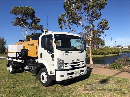 2018 Isuzu FSR 120 140-240 Trucks for Sale