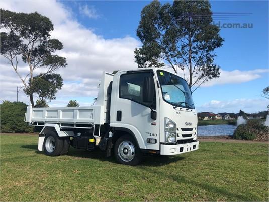 2019 Isuzu NLR 45 150 AMT Trucks for Sale