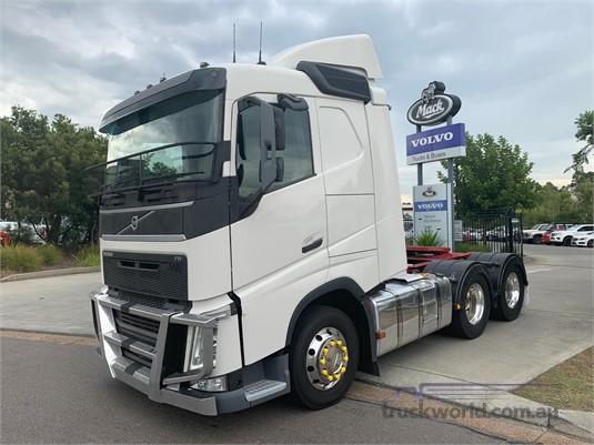 2014 Volvo FH540 Trucks for Sale