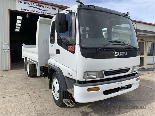 2000 Isuzu FSR 700 - Trucks for Sale
