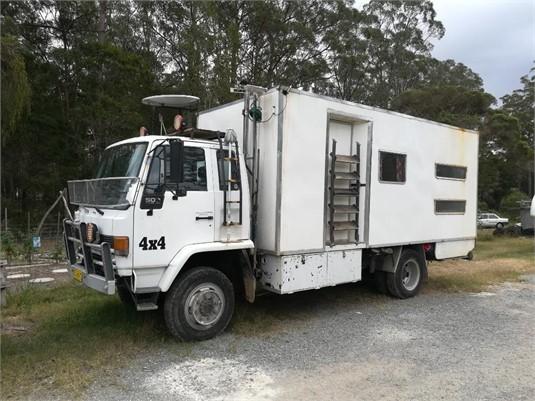 1989 Isuzu FSS 500 4x4 - Trucks for Sale