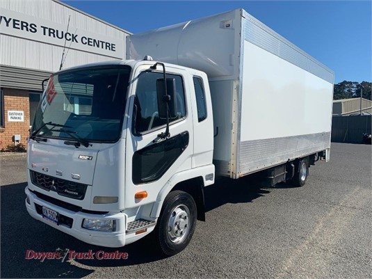 2012 Fuso Fighter 1024 Dwyers Truck Centre - Trucks for Sale