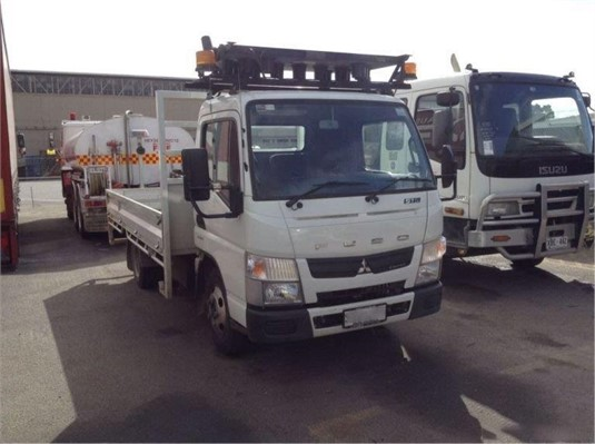 2016 Mitsubishi Fuso CANTER 515 - Trucks for Sale