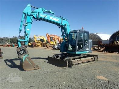 KOBELCO Excavators For Sale - 1457 Listings
