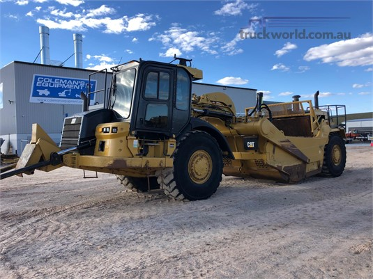 2011 Caterpillar 627H Heavy Machinery for Sale