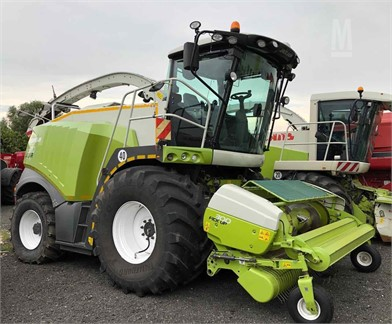 CLAAS JAGUAR 970 For Sale - 49 Listings | MarketBook co za