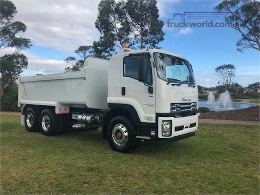 2018 Isuzu FVZ 260-300 AUTO - Truckworld.com.au - Trucks for Sale