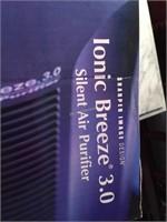 NIB SHARPER IMAGE IONIC BREEZE 3.0 AIR PURIFIER&