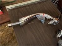 (2) NIB BEER TAP DRAFT ARMS