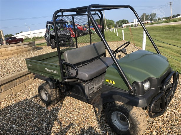 KAWASAKI MULE 3010 Motorsports Auction Results - 148