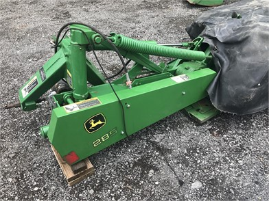 JOHN DEERE 285 For Sale - 9 Listings | TractorHouse com