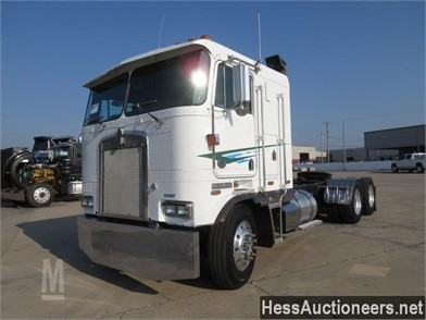 Cabover Trucks For Sale >> Kenworth Cabover Trucks W Sleeper For Sale 83 Listings