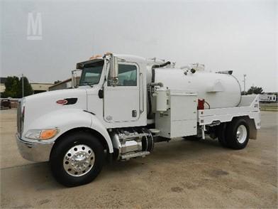 PETERBILT 337 Sewer Rodder / Septic For Sale - 1 Listings