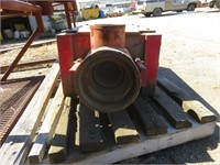 (2) Well Templates, Hammer & Pipe Driver