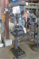Jet Drill Press with Bits & Vise