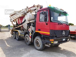 Mercedes-benz Actros 4148  used