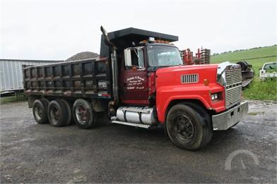 Dump Trucks Online Auctions - 34 Listings | AuctionTime com