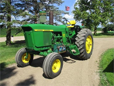 JOHN DEERE 4020 For Sale - 188 Listings   TractorHouse.com - Page 1 on