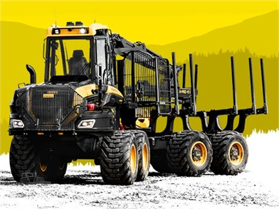 New Forwarders Forestry Equipment For Sale By Chadwick