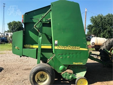 John Deere 567 For Sale In Oklahoma - 6 Listings