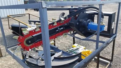 NEW HYDRAULIC TRENCHER Other Items For Sale - 1 Listings