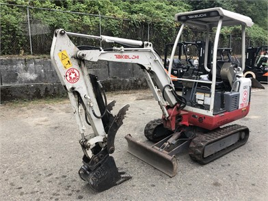 TAKEUCHI TB016 For Sale - 47 Listings | MachineryTrader com