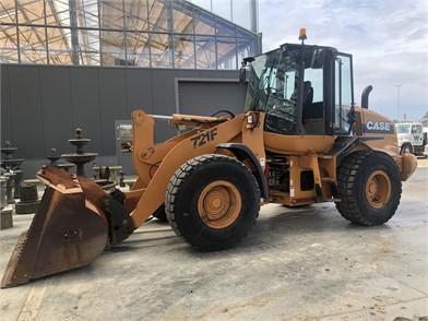 CASE 721 For Sale - 196 Listings | MachineryTrader com