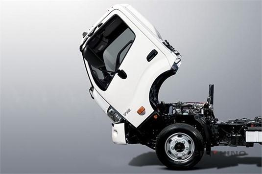 Hino 300 Series 921 Auto XXLWB