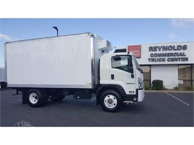 ISUZU FTR Reefer For Sale - 6 Listings | TruckPaper com